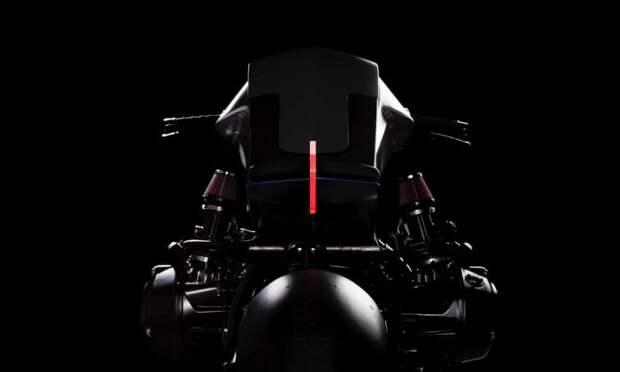 Digimoto – первый в мире мотоцикл, созданный в виртуальной реальности