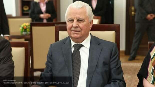 Кравчук указал, почему Донбасс не хочет стать Украиной