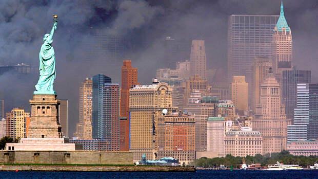 """""""Распилить"""" триллионы, захватить мир. Как спецслужбы США осуществили теракты 11 сентября"""