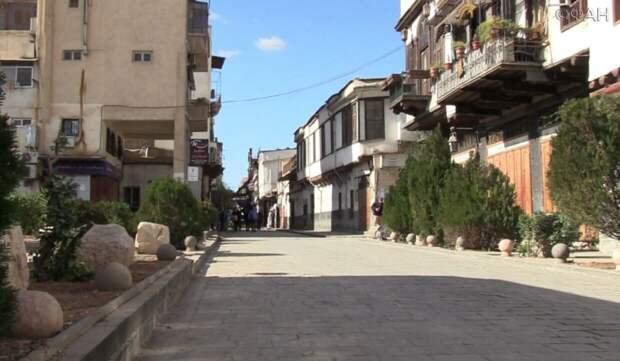Сдерживать коронавирус в Сирии удается благодаря усилиям Асада