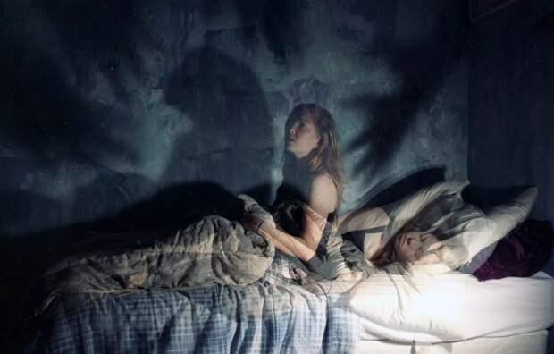 7 жутких фактов про сон ,вы будете в шоке