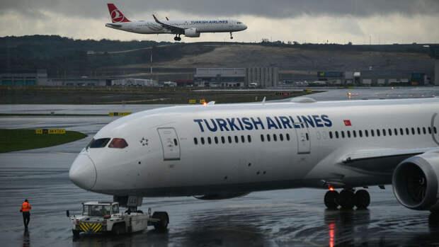 Оперштаб опроверг продление ограничений на полеты в Турцию до конца июня