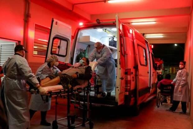 В Мексике выявили «черную плесень» у пациента после COVID-19