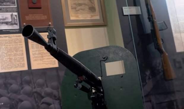 Один из самых неудачных образцов советского оружия