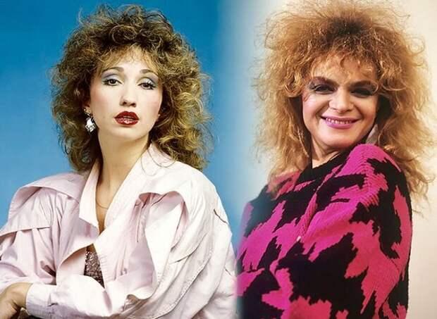 Что носили и как выглядели наши мамы в 90-х.