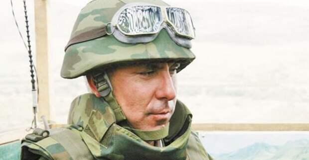 Командующий миротворцами заявил опрекращении огня вКарабахе