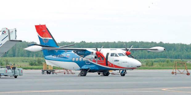 Правительство выделит Минтрансу 5 млрд рублей на покупку российских самолетов