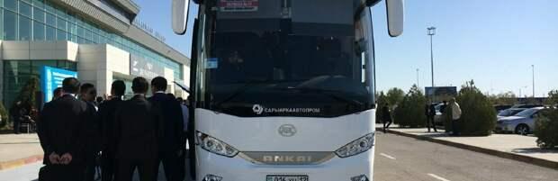 В Актау отменили автобусный маршрут до аэропорта