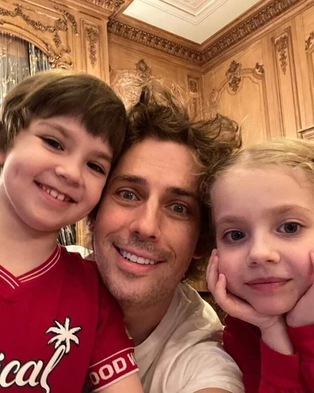 Максим Галкин поделился переживаниями о будущем одиноком отцовстве
