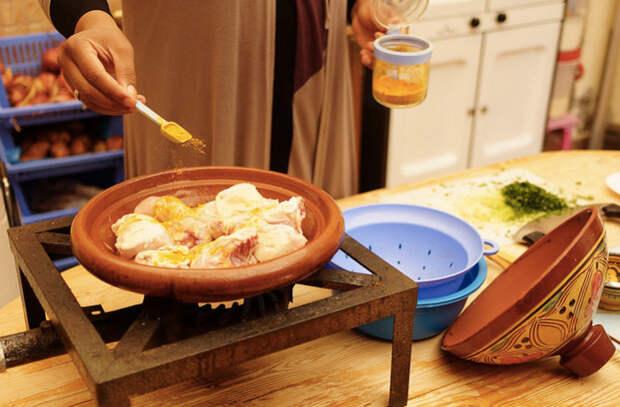 Таджин: готовим по-маррокански