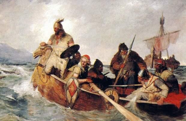 Описание Новгородской Земли в Исландских сагах Х-ХIII веков