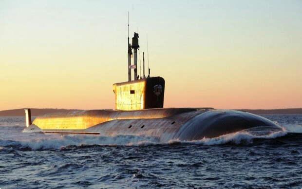"""Какой будет новейшая российская подводная лодка """"Генералиссимус Суворов""""?"""