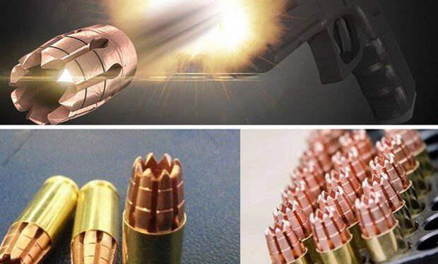 Самая убойная пуля в мире: инженеры выстрелили в гель и сняли все на видео