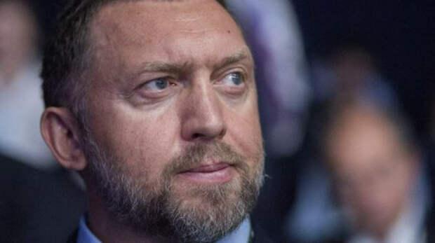 Дерипаска прокомментировал отказ США снять с него санкции
