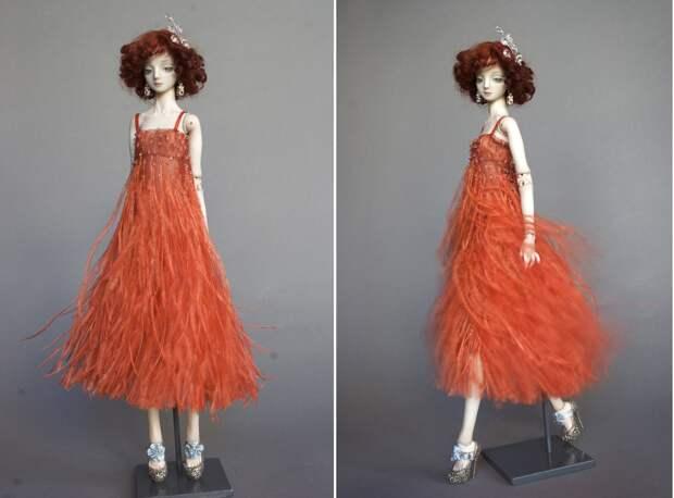 Бычкова Марина и ее прекрасные куклы
