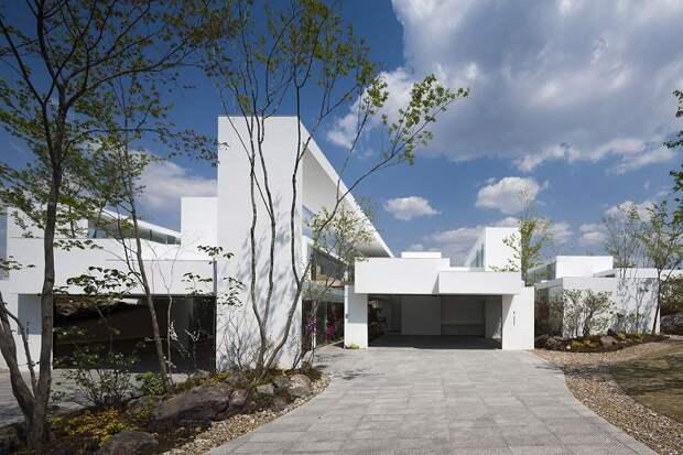 Дом для современного самурая