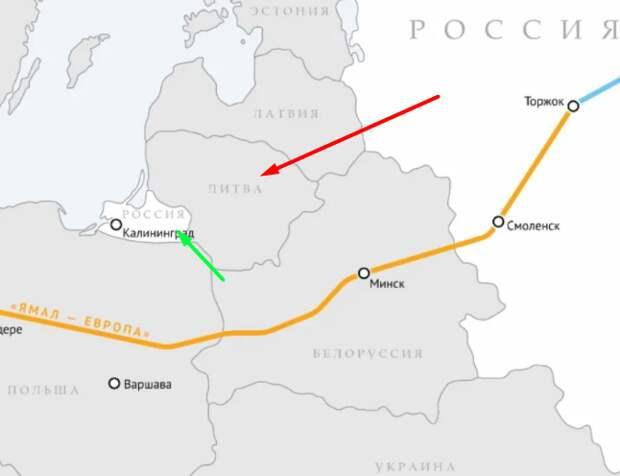 Защитить Калининград проще с белорусского направления, чем через страны НАТО.