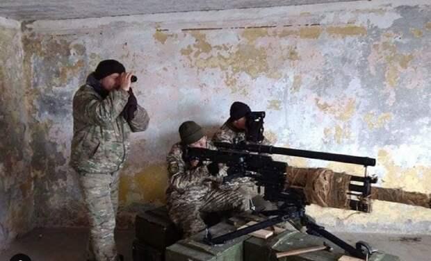 Киев заподозрили в подготовке удара по Донецку