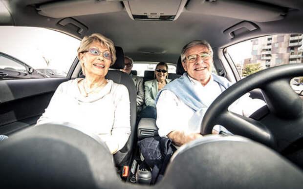 Топ-10 популярных у пенсионеров автомобилей