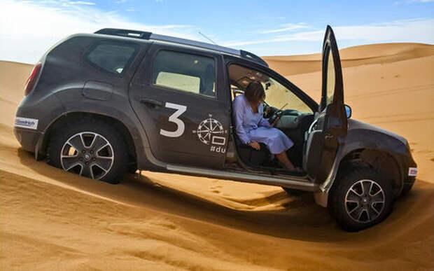 Автопробегом по Марокко: дизельный Дастер покоряет Сахару