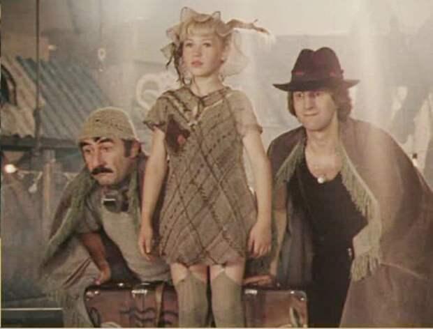 Кадр из фильма *Пеппи Длинныйчулок*, 1984 | Фото: kino-teatr.ru
