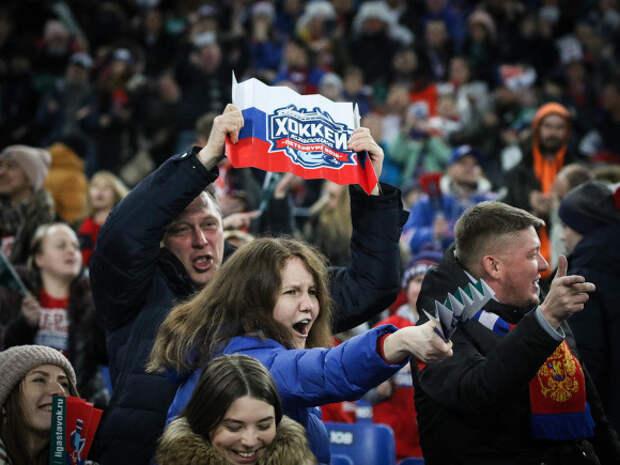 Сборная России по хоккею разбила команду Чехии со счетом 11:1