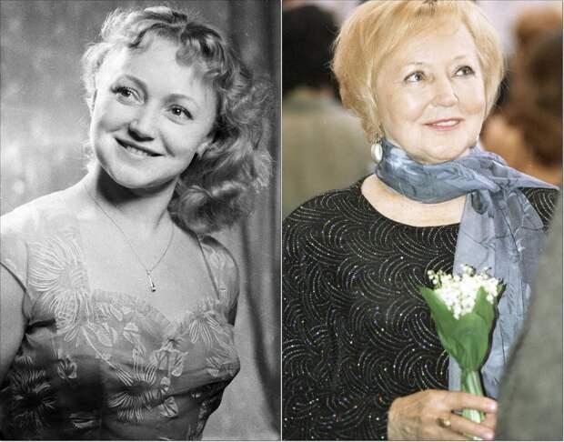 История любви Людмилы Касаткиной: ушла сразу вслед за суженым