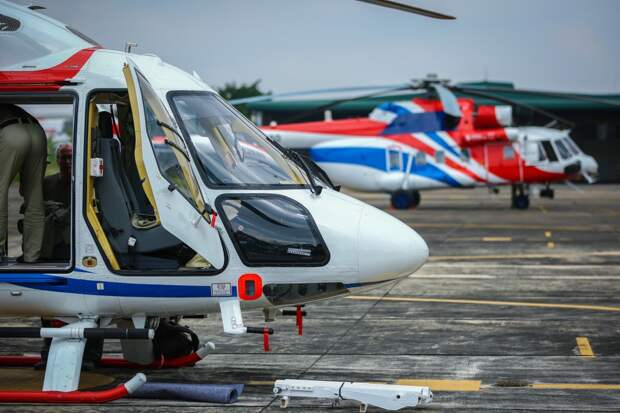 Российские вертолеты произвели фурор в Юго-Восточной Азии