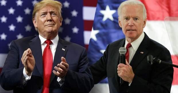 Трамп рассказал, что ждет США в случае победы Байдена на выборах президента страны