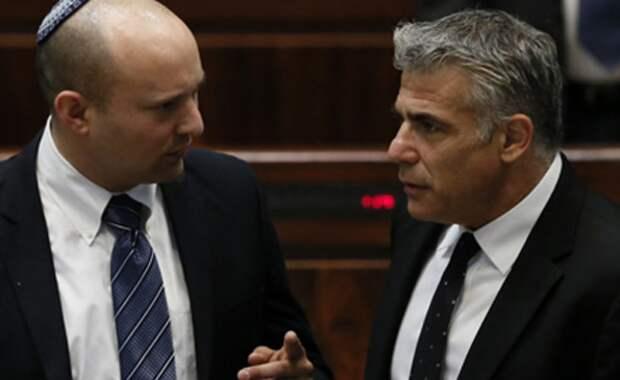 Последние дни Нетаньяху