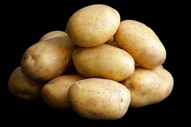 дачные хитрости картофель