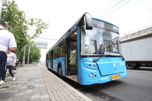 На Покровской появилась новая остановка автобуса №893