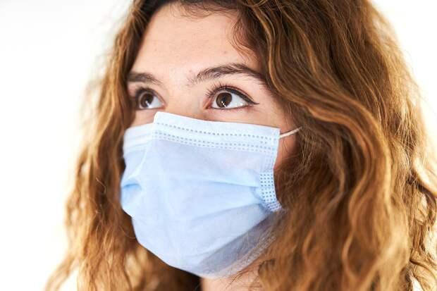 Эксперты рассказали о причинах неэффективности ношения масок