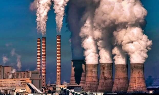 Защита климата: куда выведут вредные производства