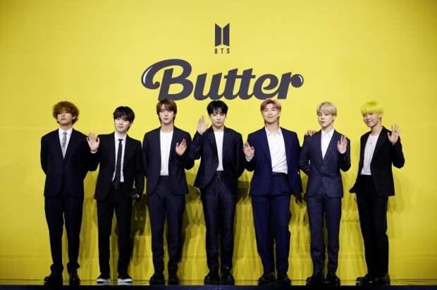 Новый трек группы BTS установил несколько рекордов Гиннесса