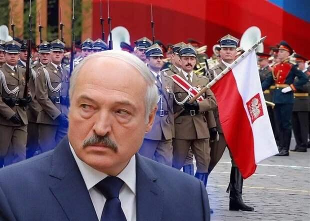 Возрождение Речи Посполитой Варшава начнёт с Белоруссии