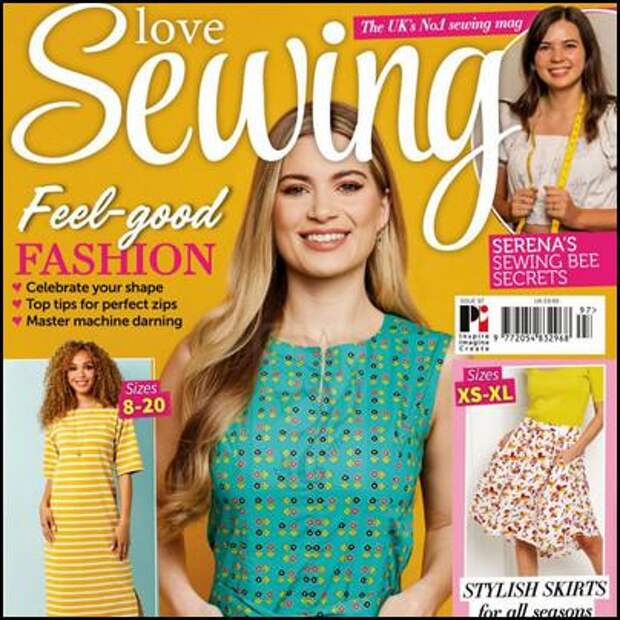 Love Sewing №97 2021