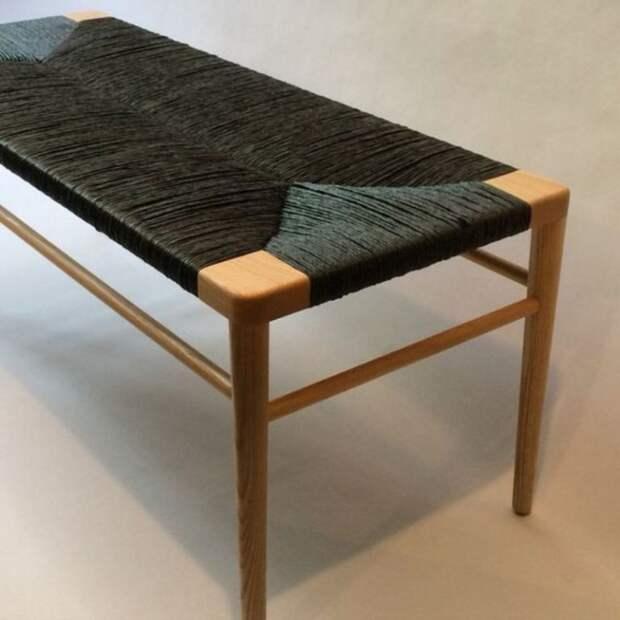 как плести мебель плетение
