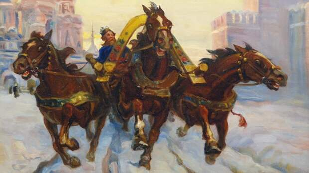 Как быстро гоняли ямщики в России
