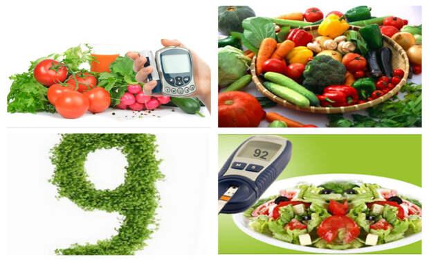 диета №9 при диабете
