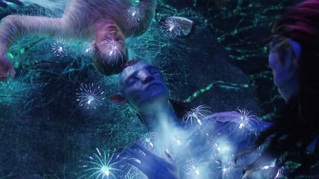 "Джон Ландау показал концепт-арт подводного мира ""Аватара-2"""
