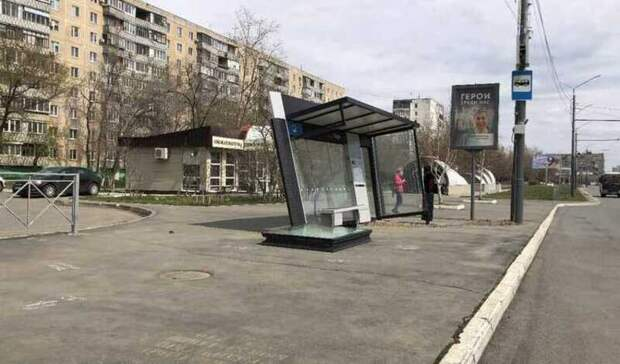 Фирма изБашкирии поставит остановочные павильоны вОренбурге за4,5млн.руб. штука