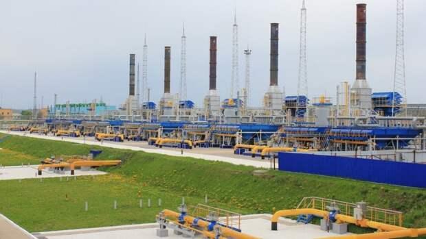 «Газпром» создаст оперативный резерв газа вПХГ