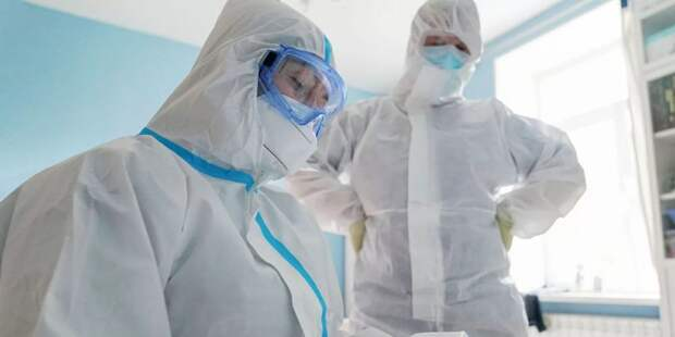 Собянин: Московские врачи спасли десятки тысяч людей с коронавирусом Фото: mos.ru