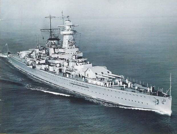 Боевые корабли. Крейсера. Семья идеальных пиратов