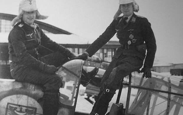 Авиация Власова: как воевали лётчики-предатели против Красной Армии