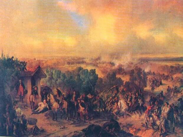 Победы русской армии в Италии
