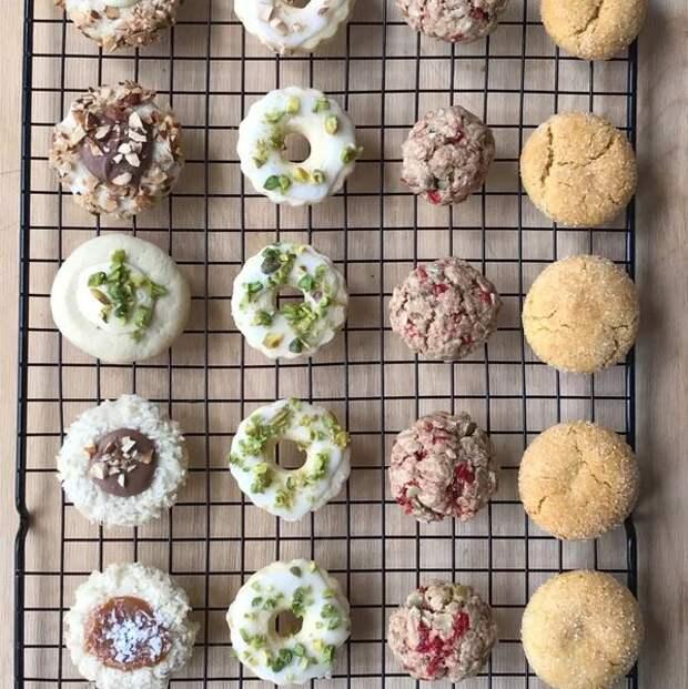 Как приготовить одно тесто, а сделать десятки разных печений