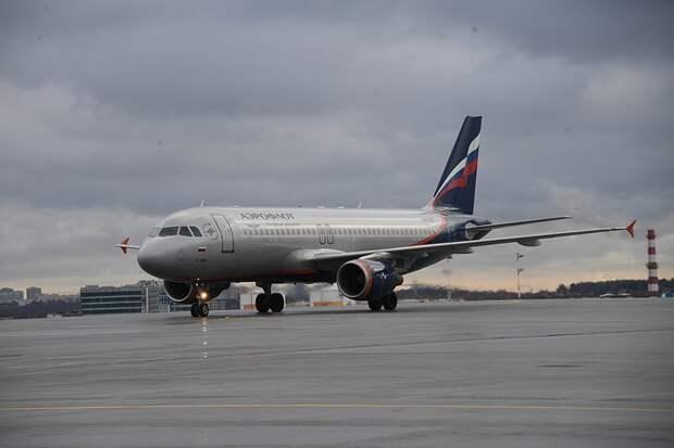 Афины и Москва согласуют дату возобновления авиасообщения наследующей неделе