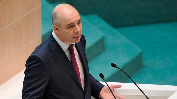 Силуанов заявил, что снижение цены на нефть негативно скажется на россиянах